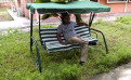 Charykel Imports swing chairs