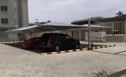 Carports construction