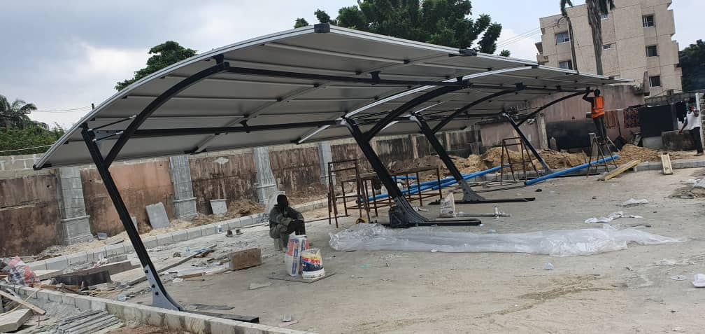 foreign carports
